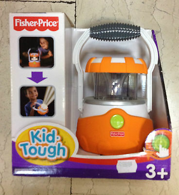 Fisher Price Kid Tough Explorers 2 in 1 Lantern Brand New