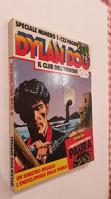 DYLAN DOG numero 1 SPECIALE