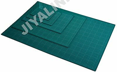 KW-triO A1 A2 A3 A4 OR A5 Self Healing Grid Cutting Mat & ROTARY CUTTER 28 mm