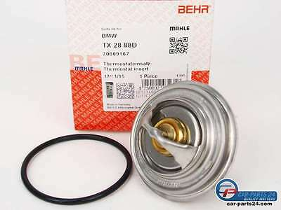 BEHR Thermostat with gasket 88°C for BMW e30 M40 M42 e36 M50 M52 e34 M40 M50