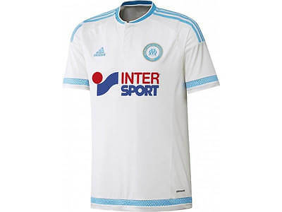 Olympique Marseille Home Jersey 2015 - 2016