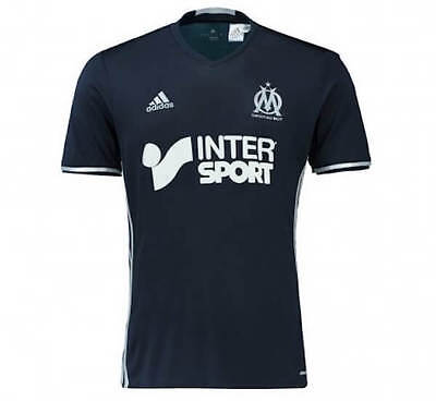 Olympique Marseille Away Football Shirt 2016/17