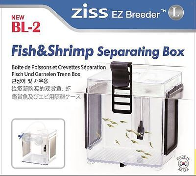 ZISS -  Breeding/ seperating Box for fish and shrimps