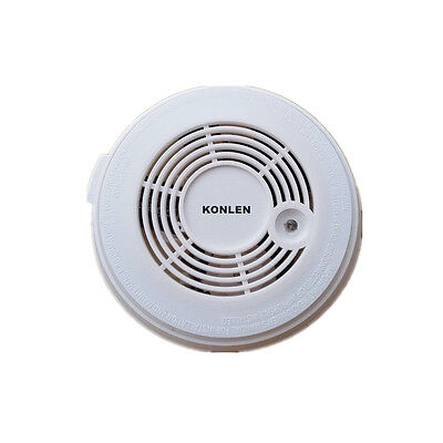 Combination Carbon Monoxide Fire Smoke Alarm Battery Operate CO & Smoke Detector