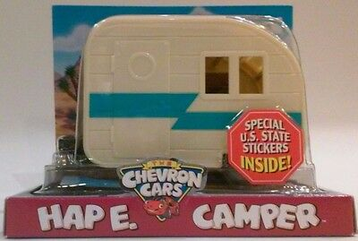 "BRAND NEW Collectible ""Chevron with Techron"" Toy Car Hap E. Camper"