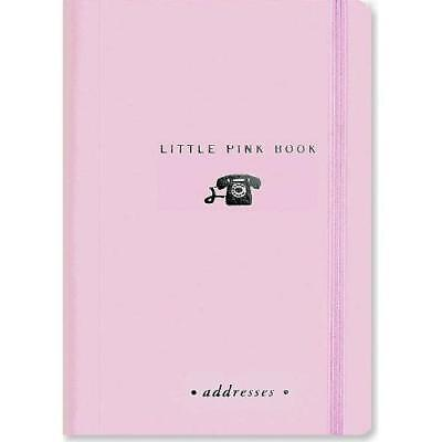 FREE 2 DAY SHIPPING: The Little Pink Book of Addresses (Address Book) (Little