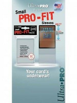 Deck Protector - Small Pro Fit - 100 Sleeves