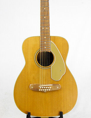 1967 Fender Villager 12 String Acoustic Guitar - 10017278