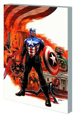 Captain America: The Death Of Captain America Ultimate Collection Tpb Brubaker