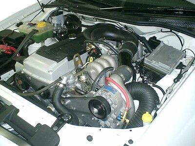 Ford Falcon BA BF 6cyl Vortech Supercharger Kit **TUNER KIT**