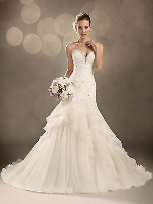 Wedding Gown Sophia Tolli Y11305 10AU