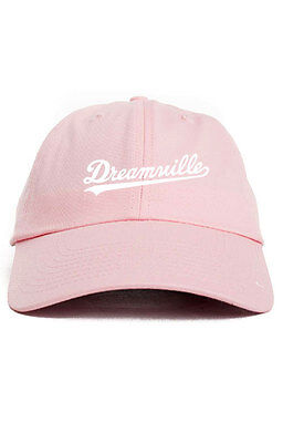d590ac2d0b162 DREAMVILLE CUSTOM UNSTRUCTURED Black Dad Hat Cap J Cole TDE Nation ...
