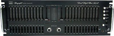 Vintage Equalizer Paragraphic SS-3 Mark II (((Old School)))