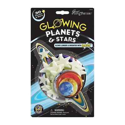 Great Explorations Glow in the Dark Planets & Stars