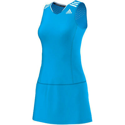 adidas Climachill Dress - Solar Blue - RRP: £60