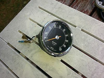 Ducati Bevel 750 Gt 860 Gt 900 Ss Smiths Tachometer Early Type No Redline Rare