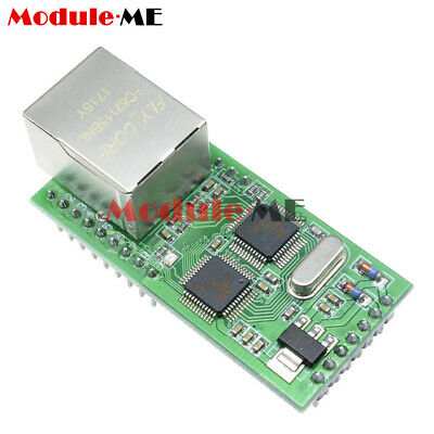 Ethernet to TTL RS232 Serial TTL to TCP/ IP RJ45 Convert Transmission Module UK