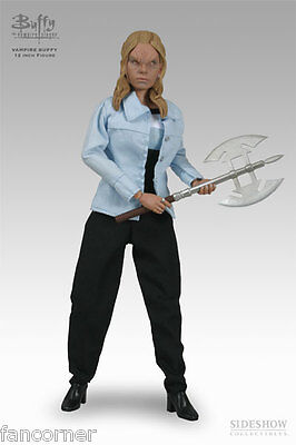 Figurine Buffy vampire Buffy figurine Vampire Buffy Sideshow collectibles MIB