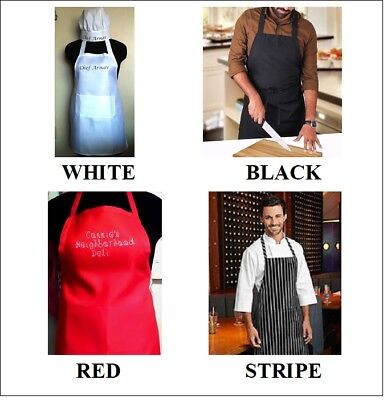 NOVELTY PRINT APRONS to personalize FOR FREE cupcake HOT PEPPERS flames BBQ