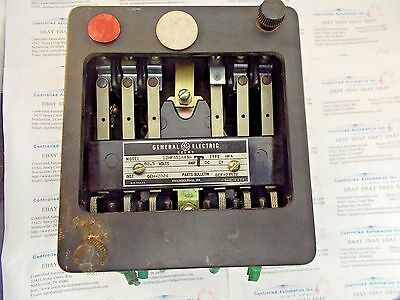GE/General Electric 12HFA51A43H Overcurrent Relay