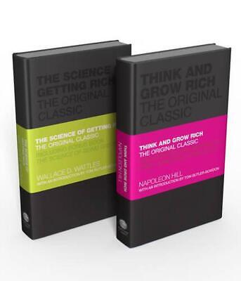 Success Classics Collection : Think and Grow Rich and The Sc by Napoleon Hill Ha