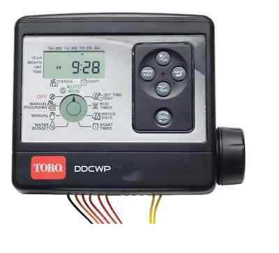 Toro DDC 6 Station Battery Operated Controller