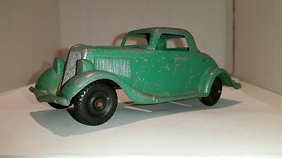 Vintage 1934 Ford Coupe * Hubley 404 * Made in USA