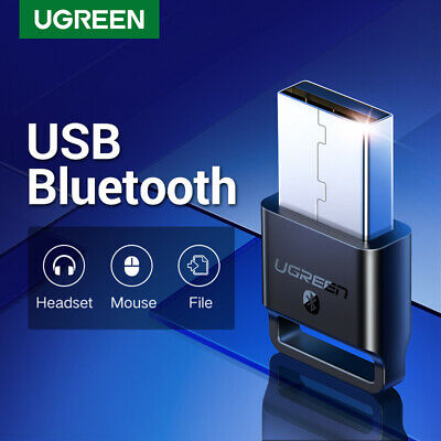 UGREEN Wireless USB Bluetooth Adapter V4.0 Dongle Receiver for PC WIN XP VISTA 7