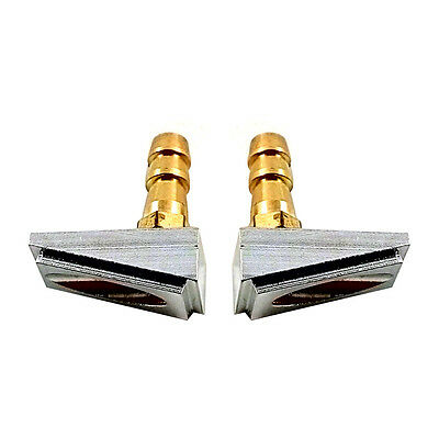 2pcs Aluminium single Inlet Water Pickup for RC Boat Cooling 8 x 20mm
