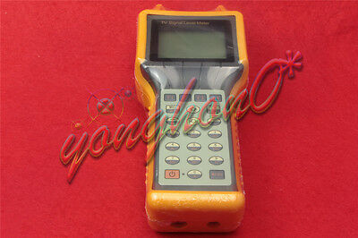 RY-S200D TV Signal Level Meter CATV Cable Testing 5-870MHZ MER BER