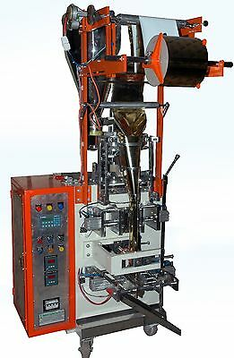 Fully Pneumatic Liquid Sachets filling & sealing machine