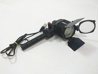 Paglight 12V With 4-Pin XLR & Rotatable Barndoors/Diffuser