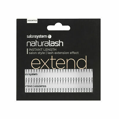 Salon Systems - NATURALASH EXTEND Extra Volume Individual Lashes - SINGLE