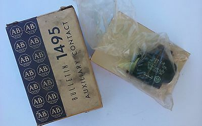 Allen Bradley 1495-G1 auxiliary contact