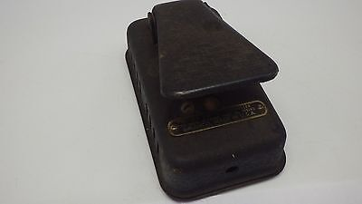 Vintage Original SINGER Sewing Machine Foot Controller 195182