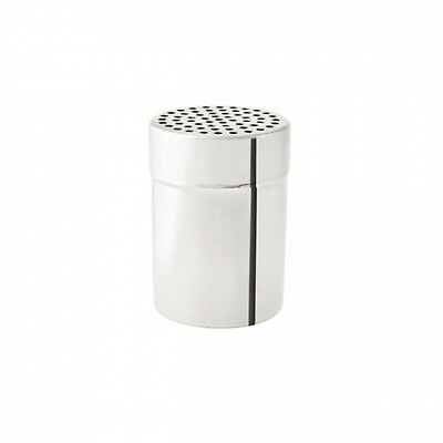 CHEESE SHAKER SET OF TWO 18/8 STAINLESS STEEL 285ml BRAND-NEW POLISHED FINISH