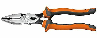 Klein Tools 12098-EINS Electrician's Insulated Combination Pliers - NEW
