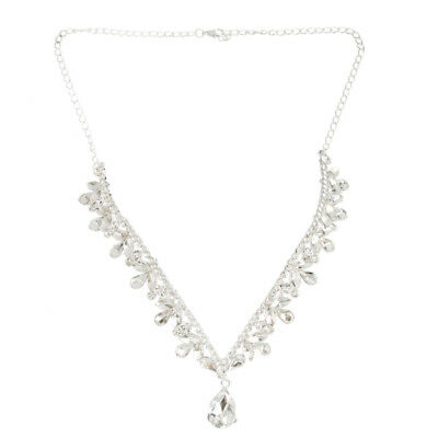 Wedding Bridal Frontlet Forehead Crystal Rhinestone Drop Chain Jewelry Headpiece