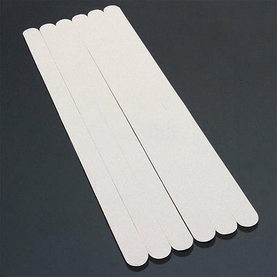 6pcs Anti Slip Bathroom Grip Stickers Strips Pad Flooring Tape Tub Shower