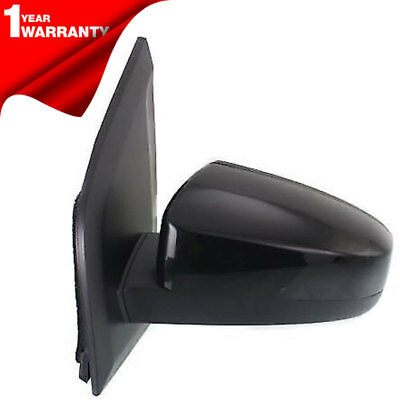 New Power Door Mirror Ni1320167 Fits 2007-12 Nissan Sentra Left Side 96302Et01E