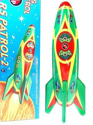 Rocket Ship Mars Patrol 2