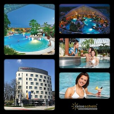 3 Tage 2P 3★ acomhotel Hotel München Therme Erding Kurzreise Wellness WOW