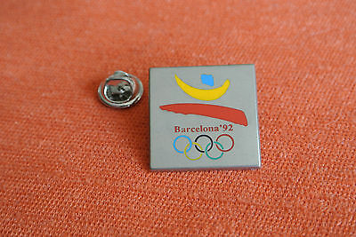 17038 Pin's Pins Jo Olympic Games Barcelone Barcelona 92 Jaf