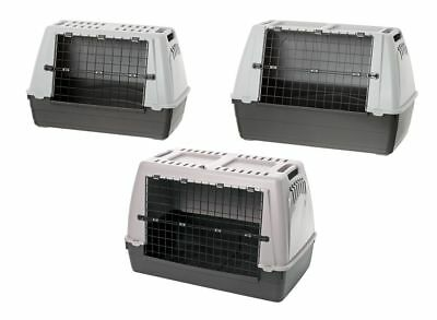 Transportbox Cargo Pro Hundetransportbox Box Hunde Autobox Metalltür