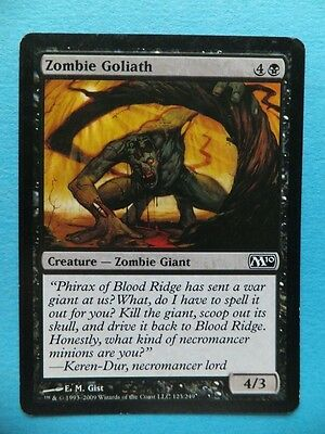 Zombie Goliath Zombie Giant Creature P2 MAGIC THE GATHERING Trading Card MTG
