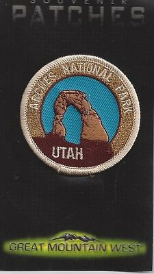 Arches National Park, Utah Souvenir Patch