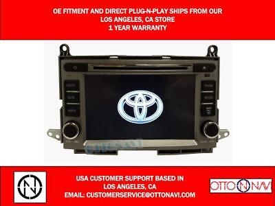 Brand New OE fitment GPS DVD Navigation Radio USB DVD for Toyota Venza 09-14