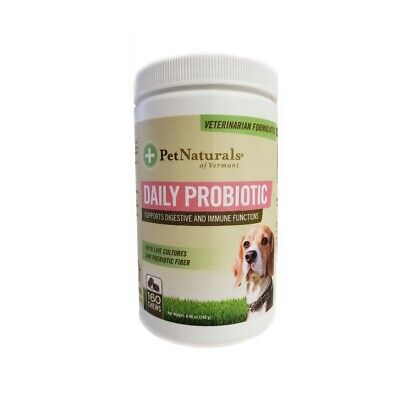 Pet Naturals Daily Probiotic for Dogs 160 Chews