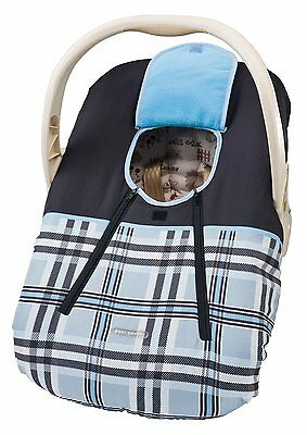 Cover Car Seat Infant Warm Cozy Soft Baby Carrier Jungle Safety Toddler HQ