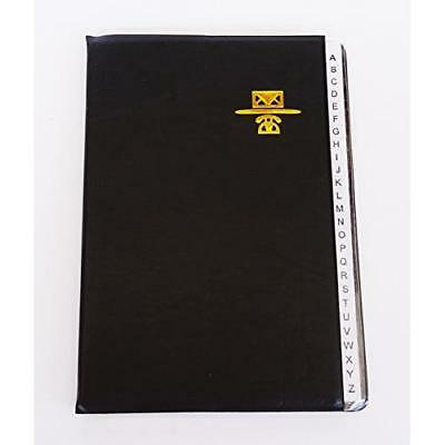 ADC Kamset Personal Phone and Address Book Large Size 5 inch x 7 inch New